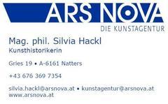 ARS Nova - Die Kunstagentur